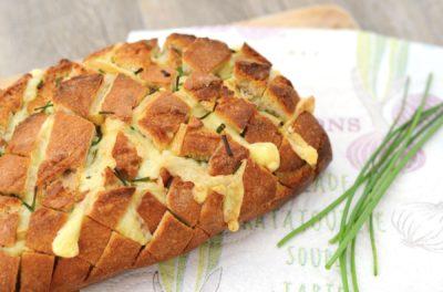 Apéro dînatoire : le pain au fromage à partager