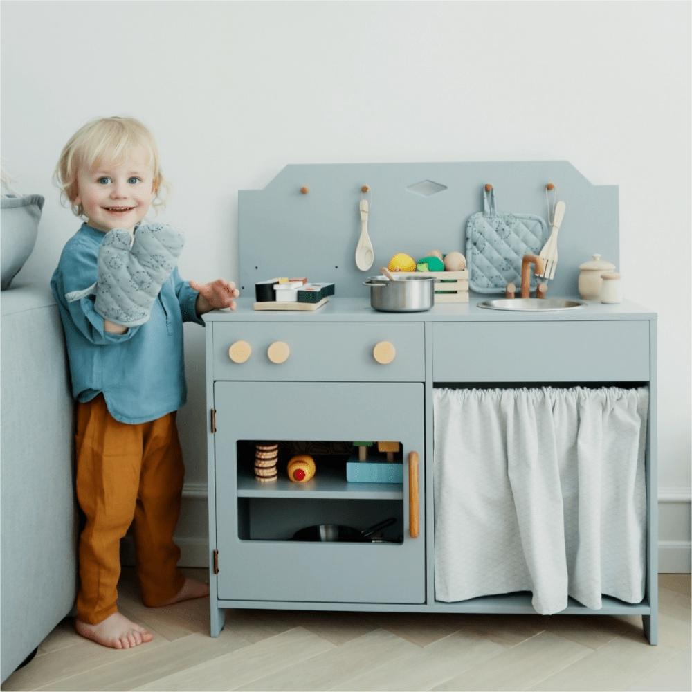 Cuisine enfant bois cam cam