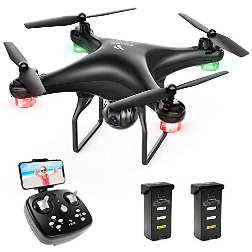 Drone pilotage camera iphone