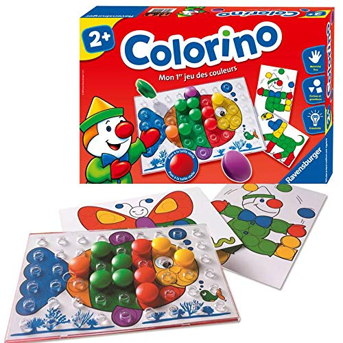 Jeu educatif colorino