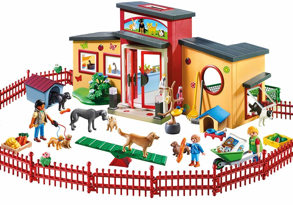 Pension animaux playmobil