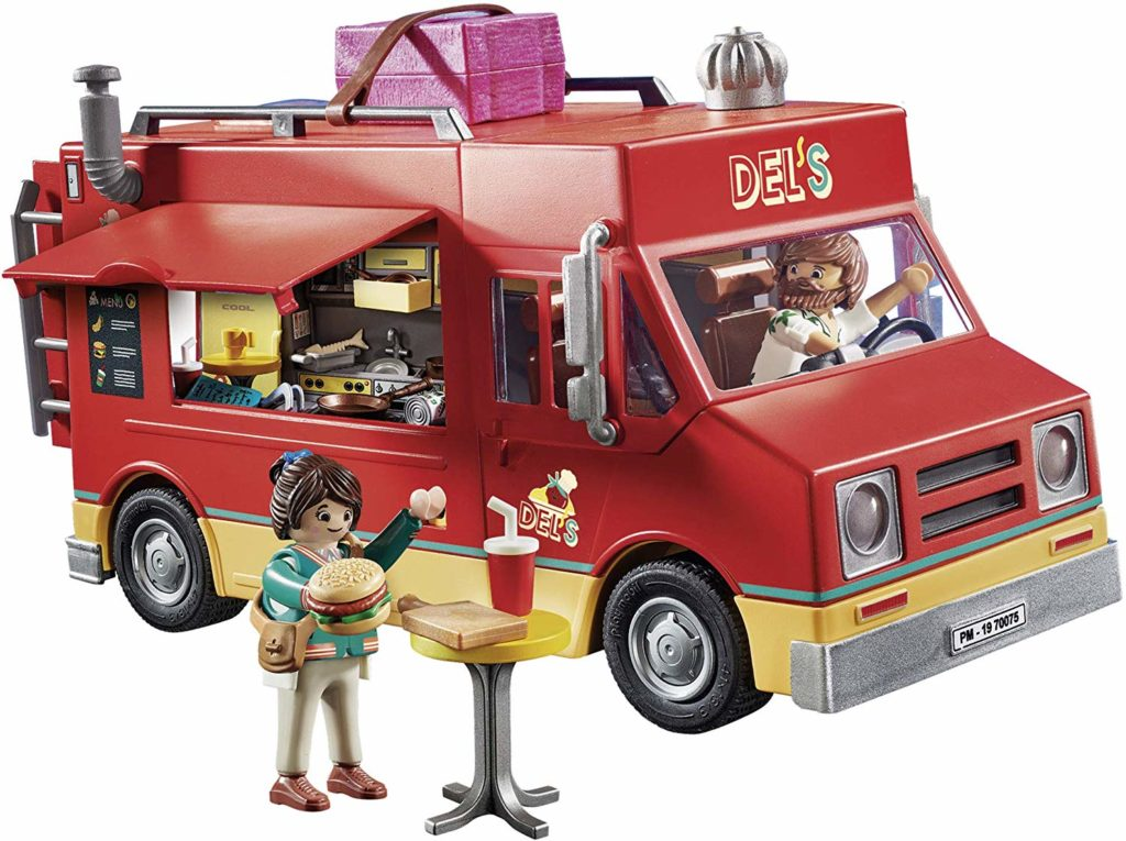 Playmobil foodtruck idee cadeau
