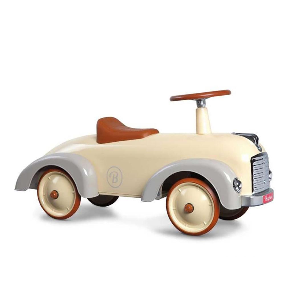 Porteur bebe voiture vintage baghera