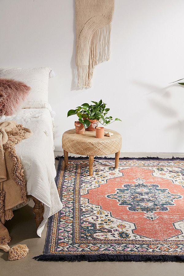 Idée cadeau déco : tapis bohème