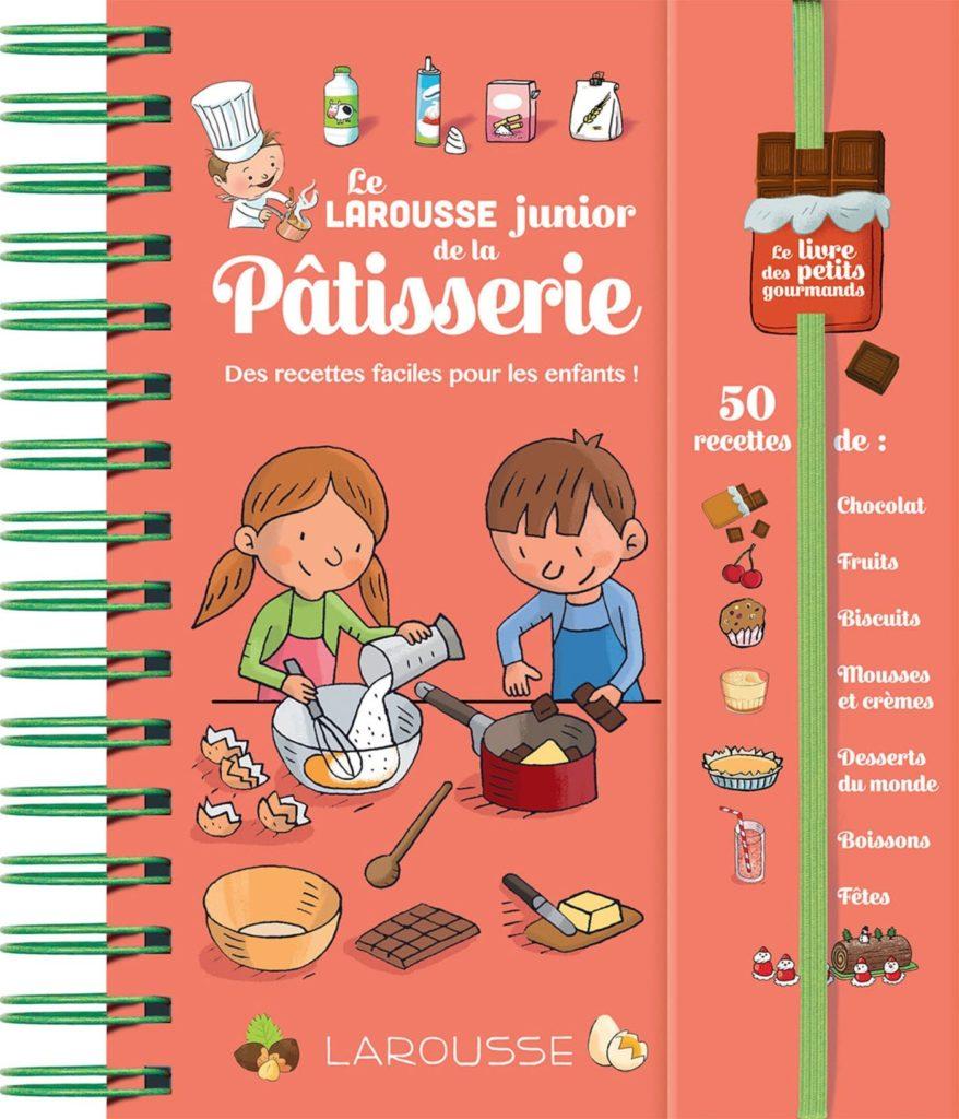 Livre cuisine pour enfant