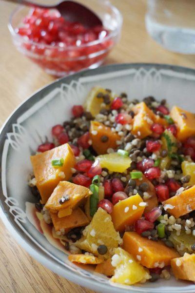 Recette végétarienne : Le bouddha bol