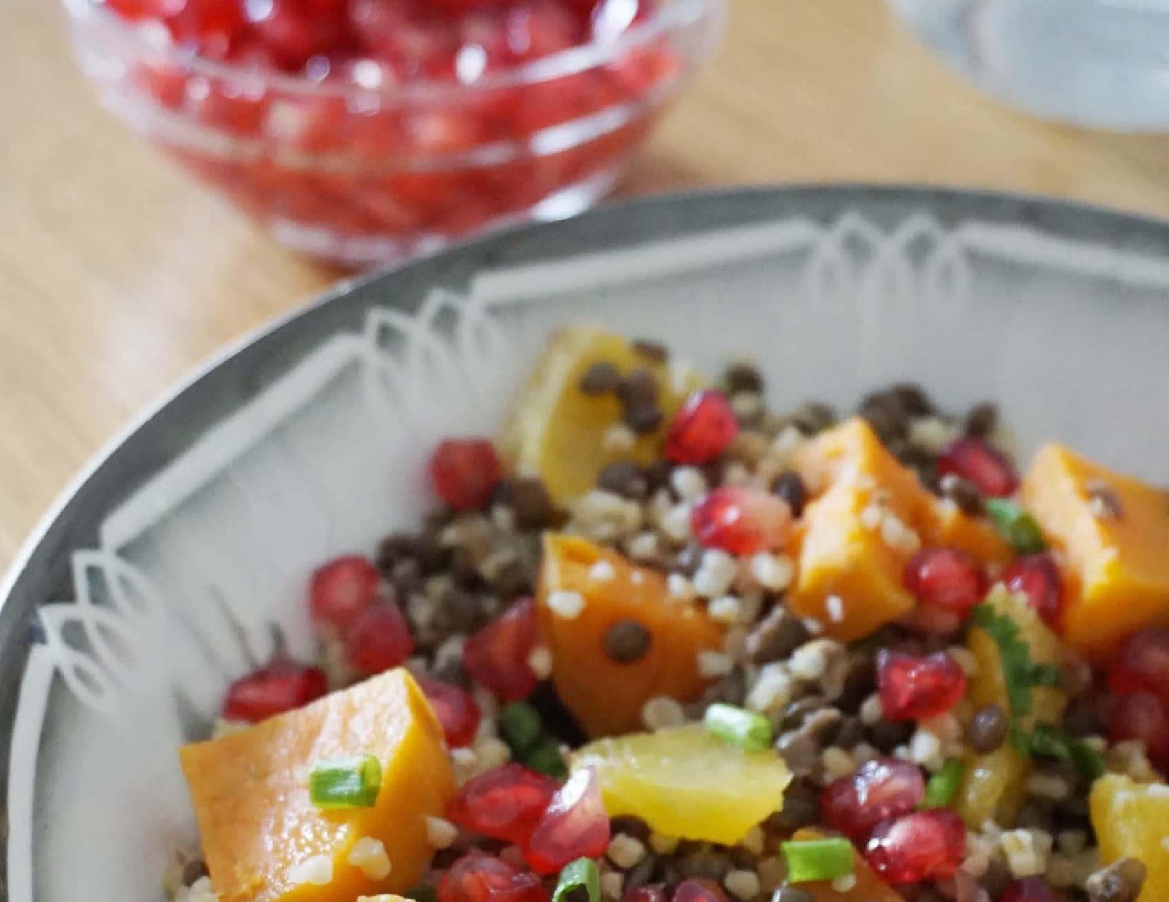 Recette végétarienne : Le bouddha bol détox - Blog cuisine