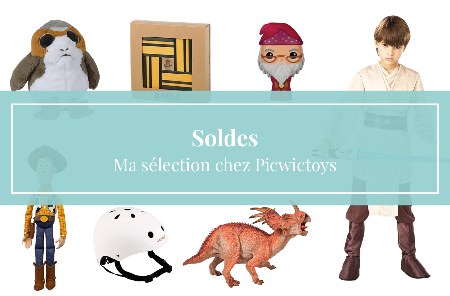 Ma sélection de jouets en soldes chez Picwictoys