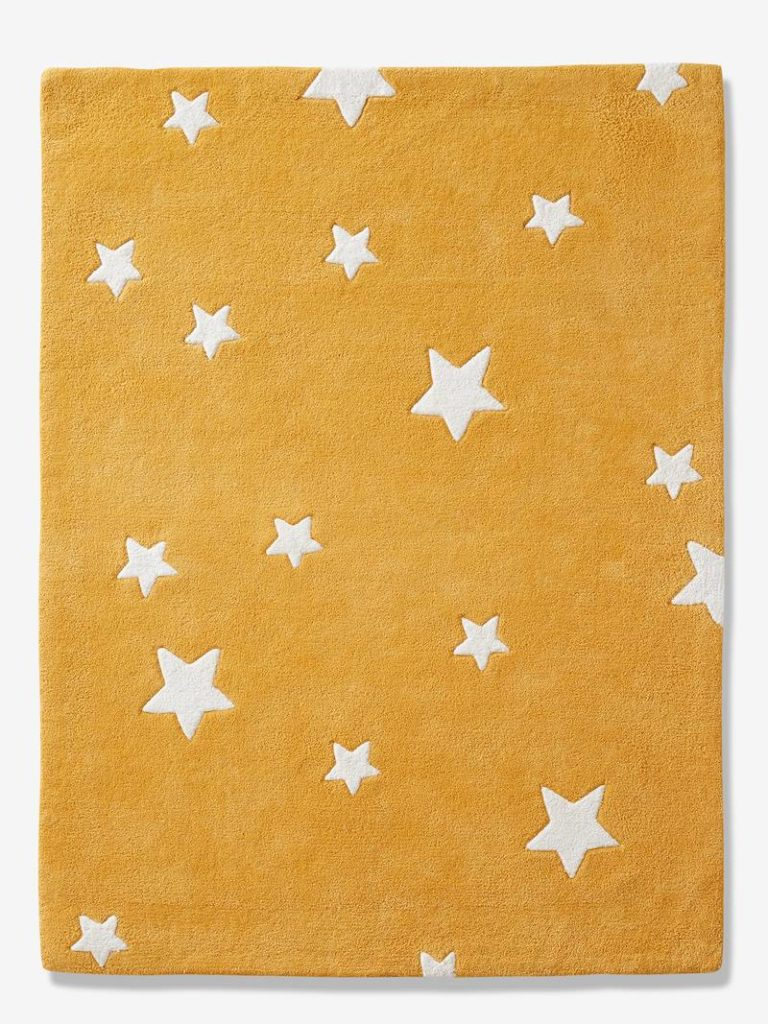 Tapis tufte stars