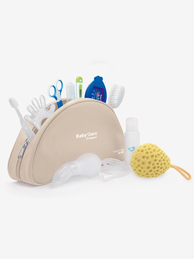 Trousse de soins bebe visiomed baby babycare lintegral