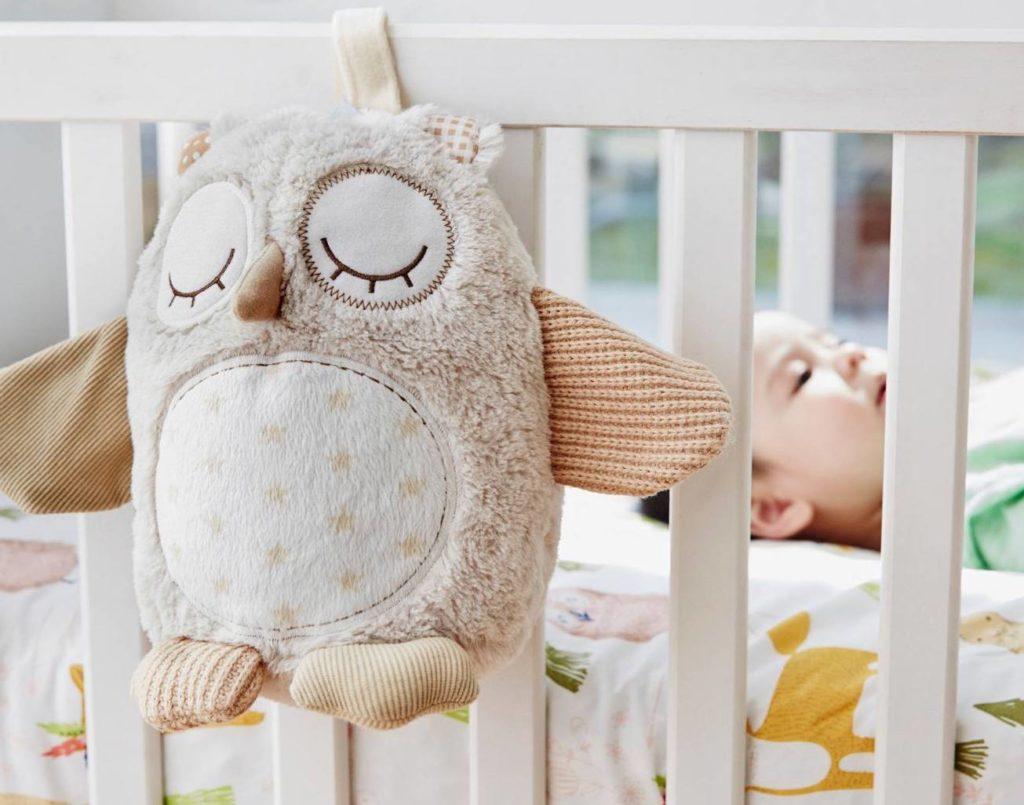 Veilleuse nighty night owl cloud b