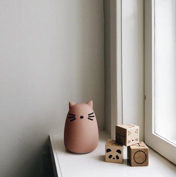 Veilleuse winston chat liewood