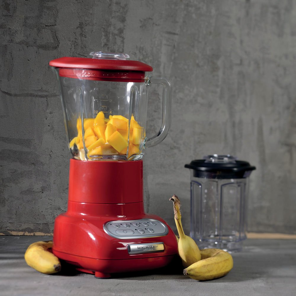 Electromenager retro blender kitchenaid
