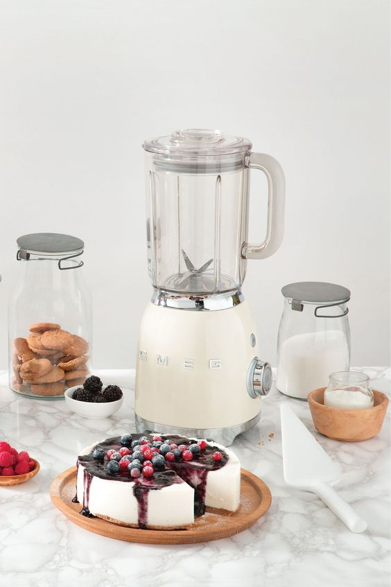 Electromenager retro blender smeg