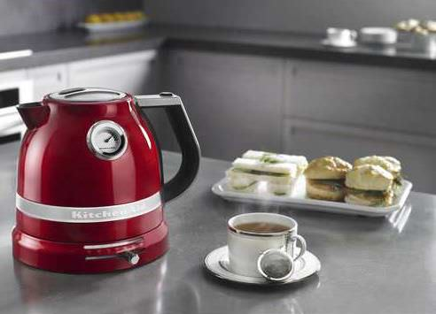 Electromenager retro bouilloire kitchenaid