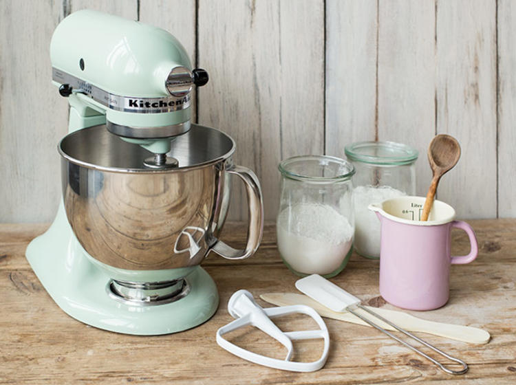 Electromenager retro robot kitchenaid