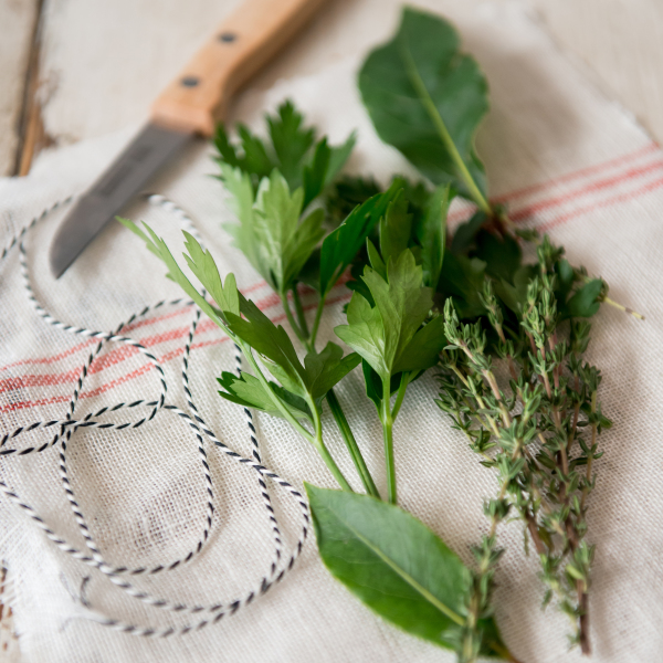 Herbes fraiches cuisine
