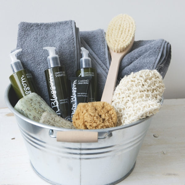 Produits naturels salle de bain
