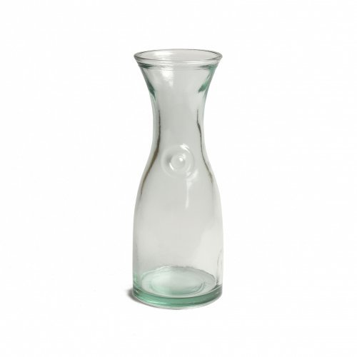 Carafe verre recycle