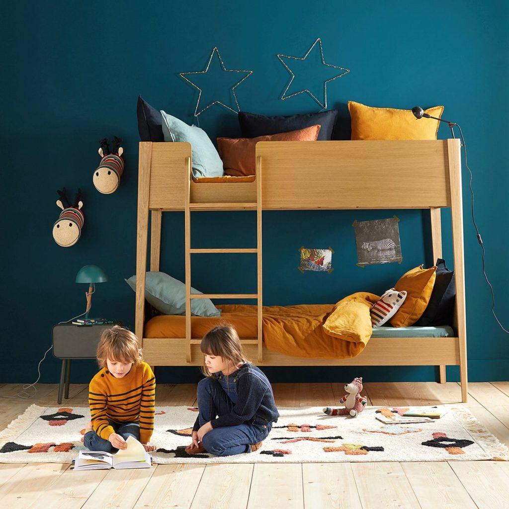 Lits superposes chambre enfant