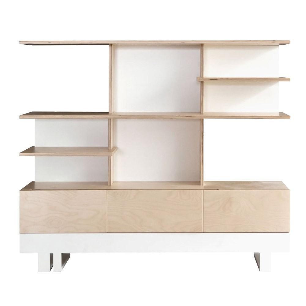bibliotheque enfant design kutikai