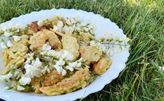recette beignet fleurs acacia