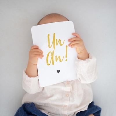cartes etapes bebe