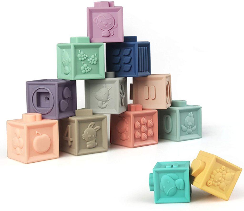 cubes souples bebe