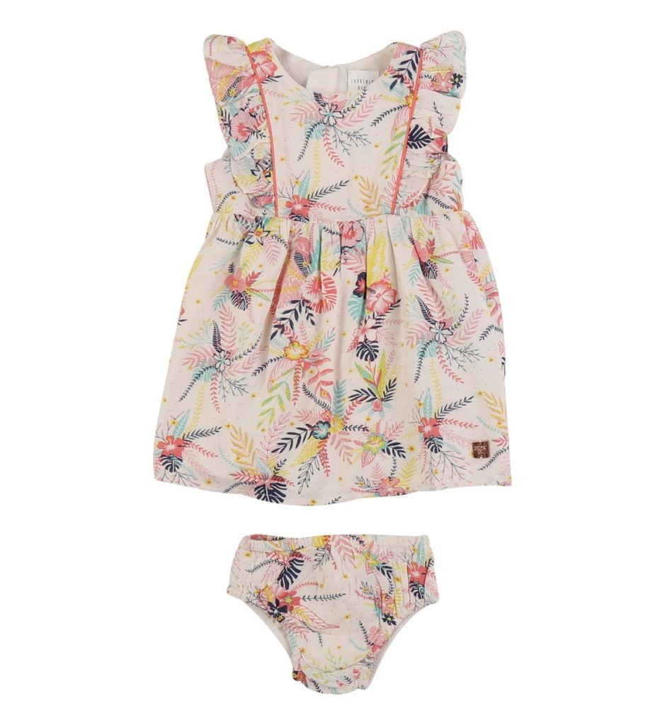mode bebe fille collection ete
