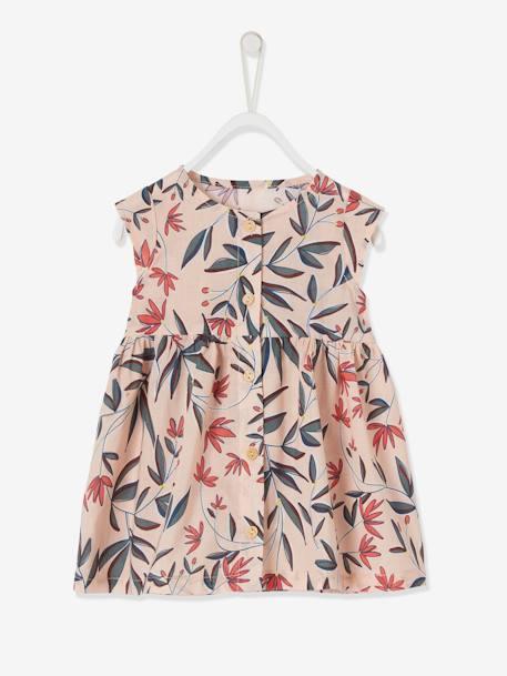 robe imprime jungle bebe