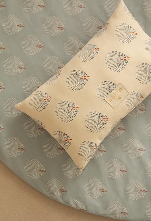 tapis de sol gatsby en coton bio