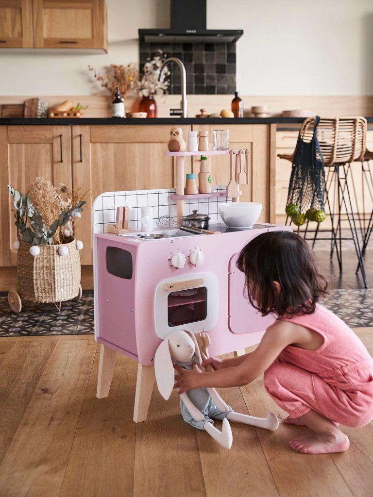 cuisinette en bois design