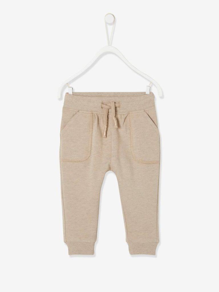 pantalon molleton bebe garcon esprit jogging