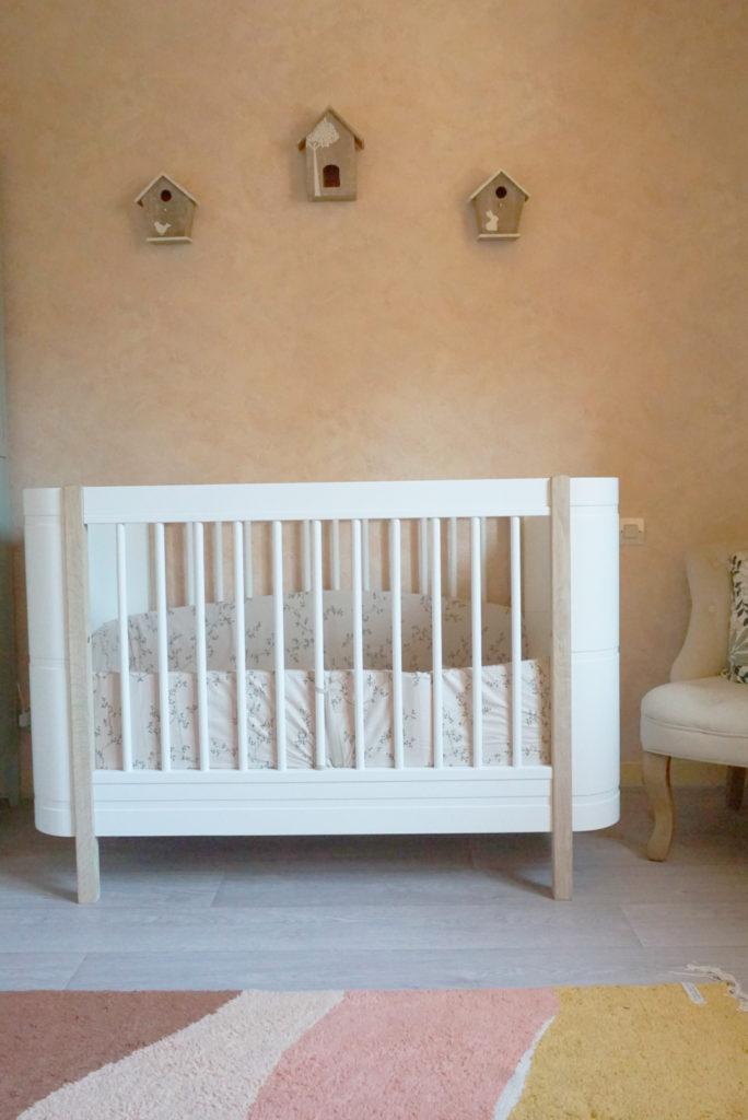 chambre bebe fille poetique