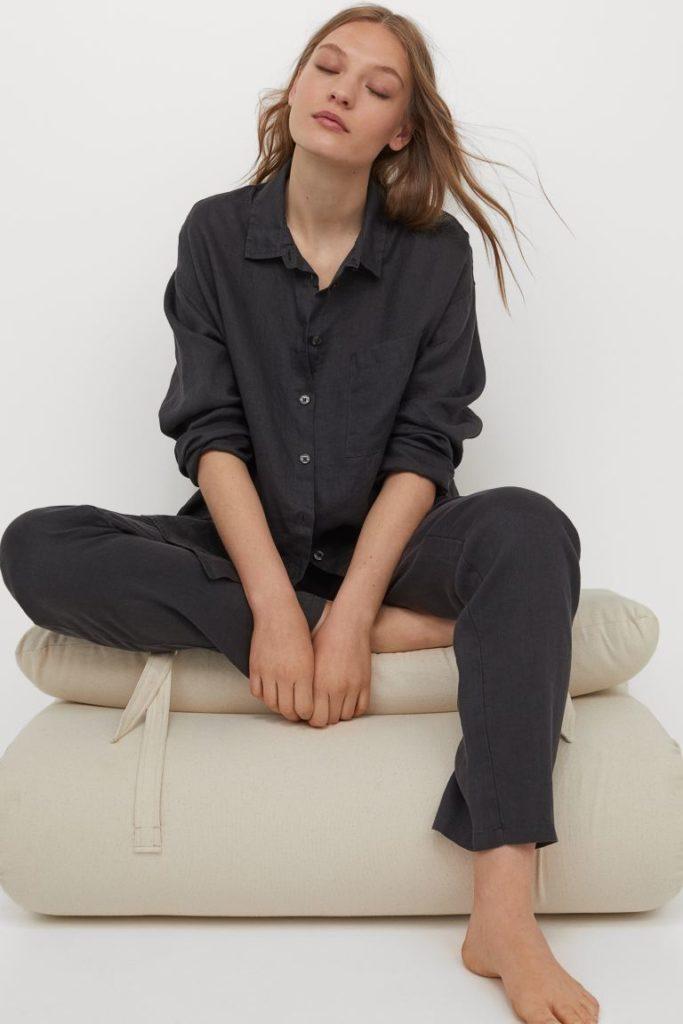 pyjama lin